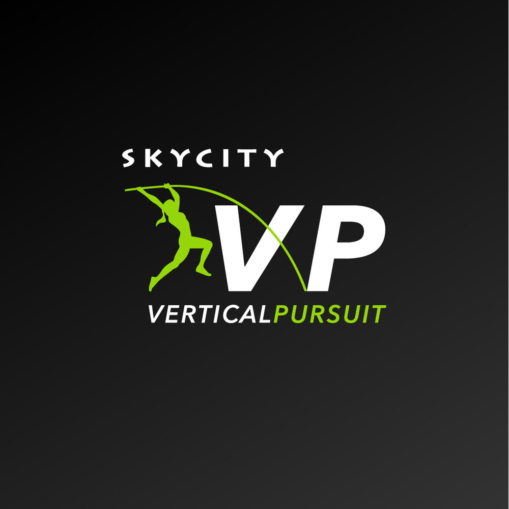 Adapted VP logo for SKYCITY's naming rights