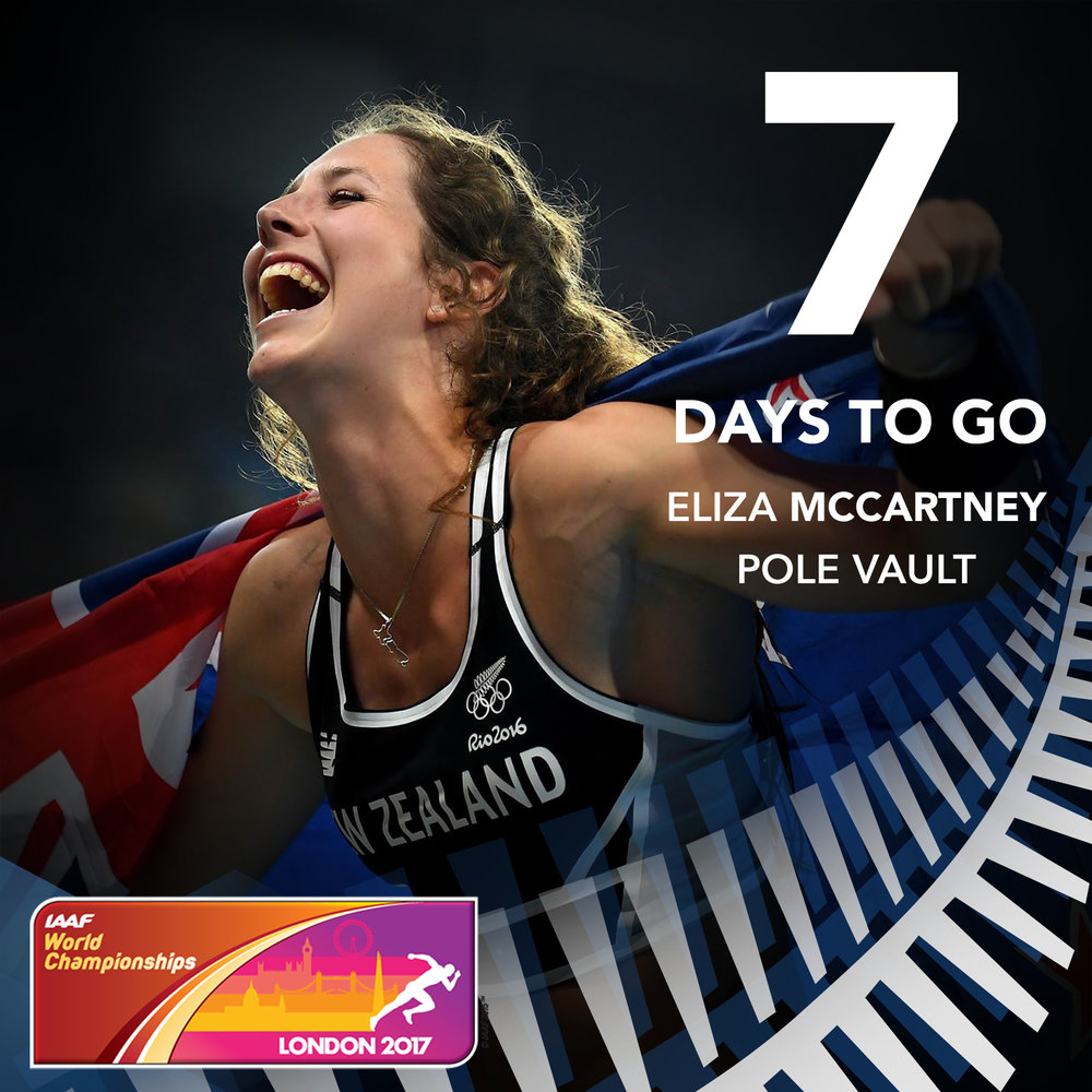Countdown to World Championships