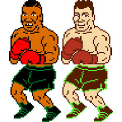 Mike Tyson and Mr. Dream