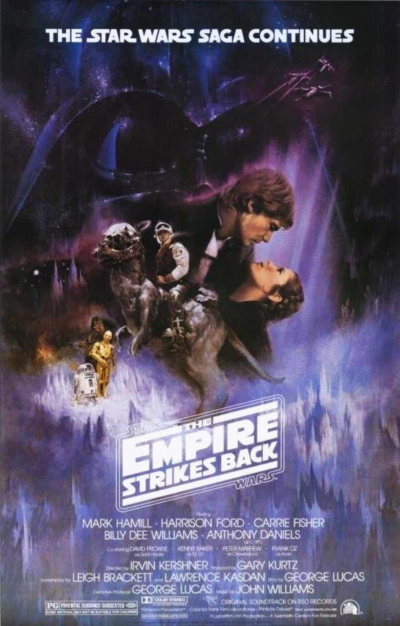 Star Wars V, The Empire Strikes Back