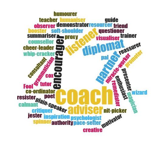 A presentation coach needs to be a shape-shifter