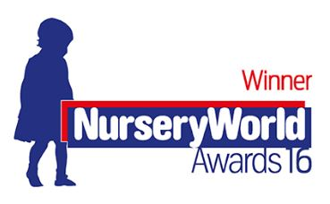 Nursery world award.JPG
