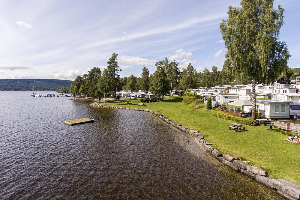 Camping Sommerküche : Übernachtung u sløvika camping og feriehus