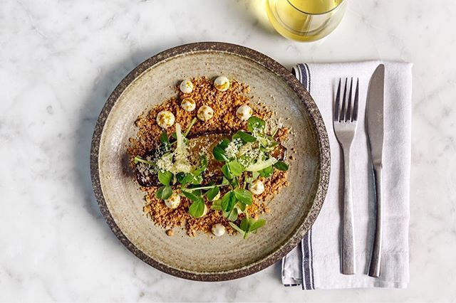 If you were lucky enough to attend Littlegig Festival this year you'll remember the ... ASH BAKED SWEET POTATO  Smoked Cream Cheese. Mixed Nut Dukkah. Fresh Pear. House Dressing  #ashrestaurant
