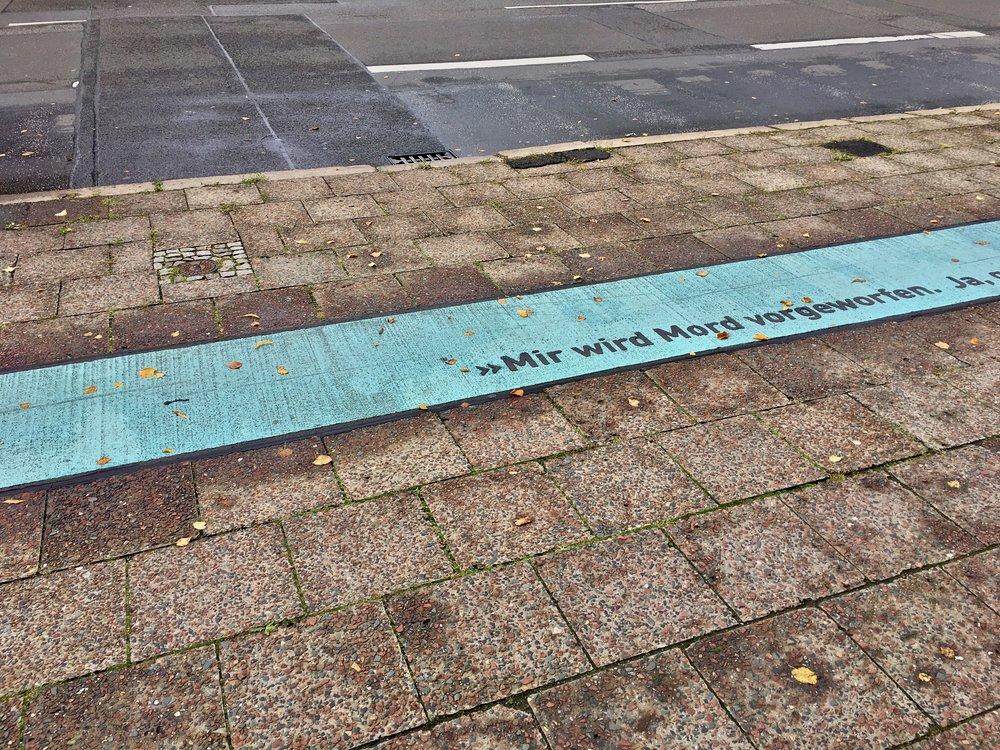 Ausstellungsgestaltung im öffentlichen Raum - Gedenkort Barnimstraße