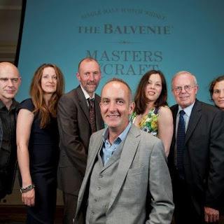 Judging the Balvenie Master of Craft awards 2012.jpg