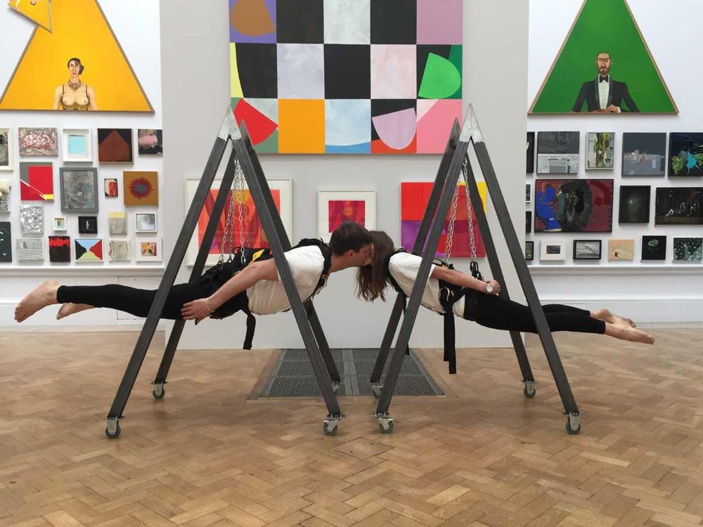 Sue Munson atThe Royal Academy of Arts -