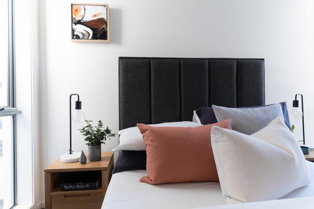 Buckley Bedroom Seddon Townhouse Property Styling 1.jpg