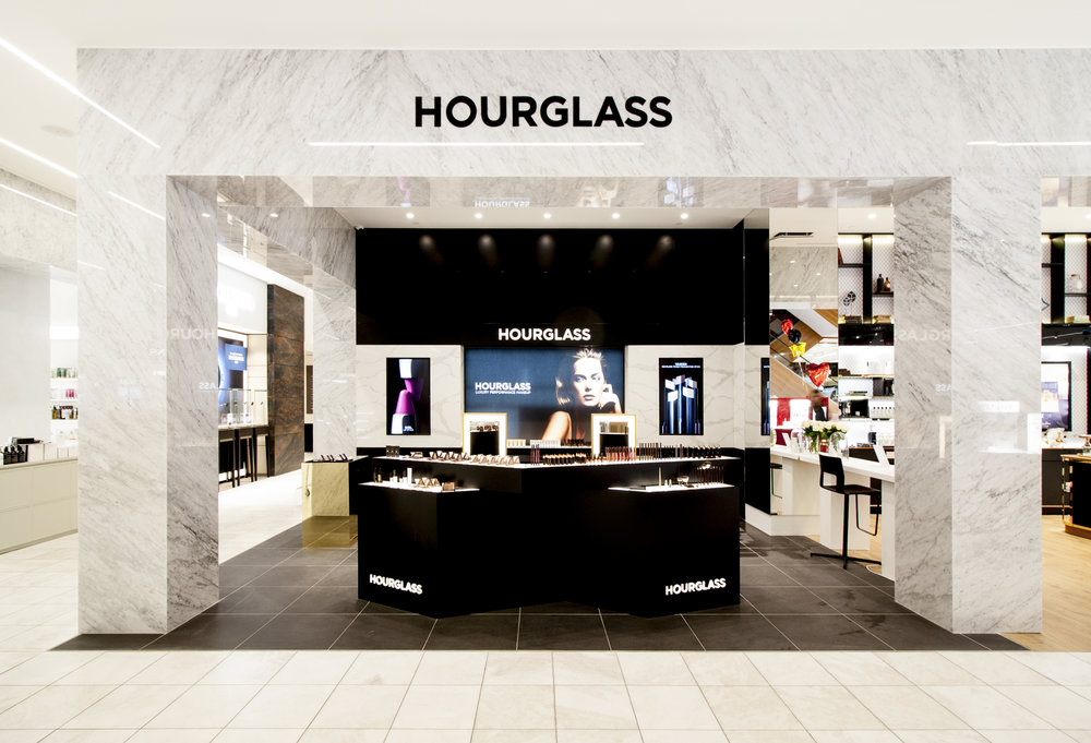 Hourglass UK roll out