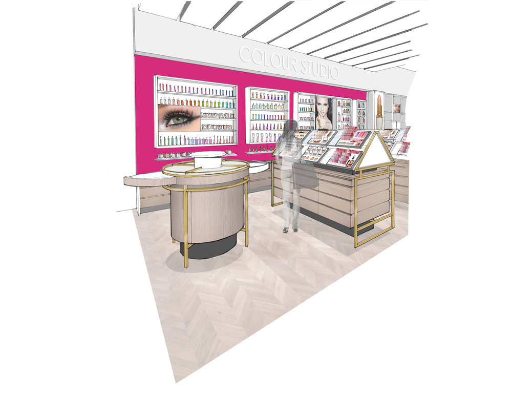 Retail Design Avon