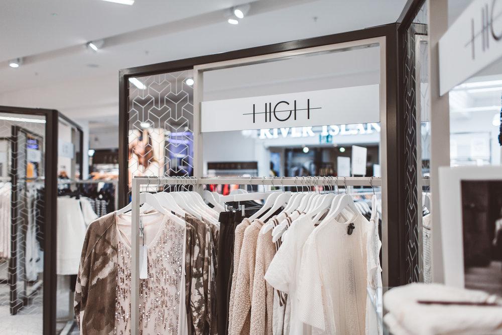Womenswear Retail Design