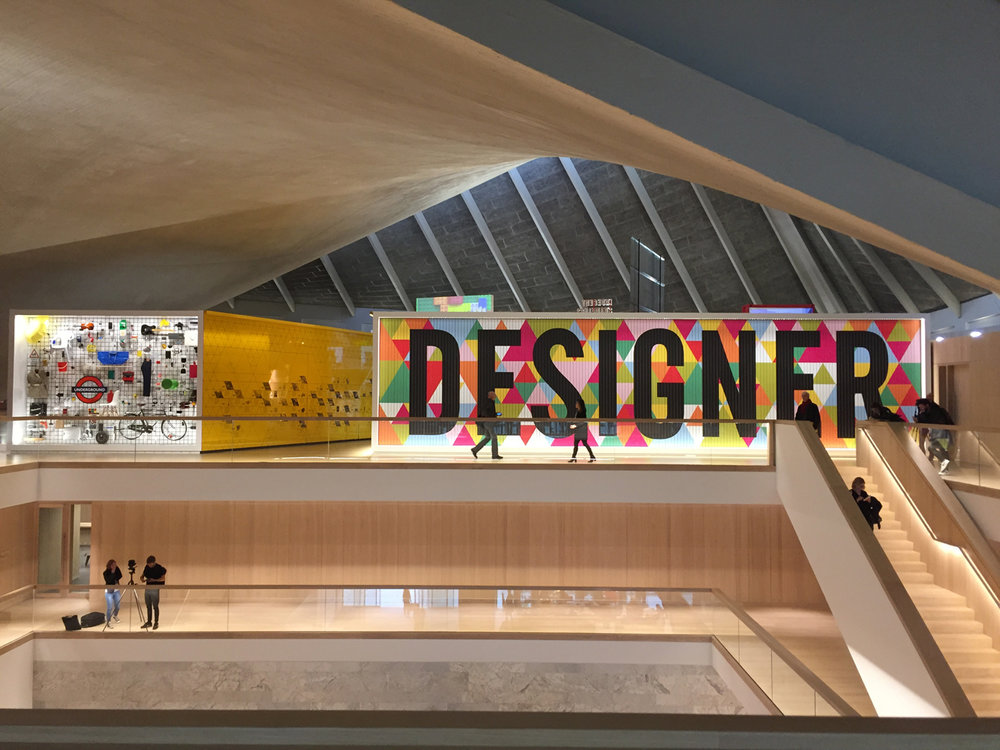 designer maker installation