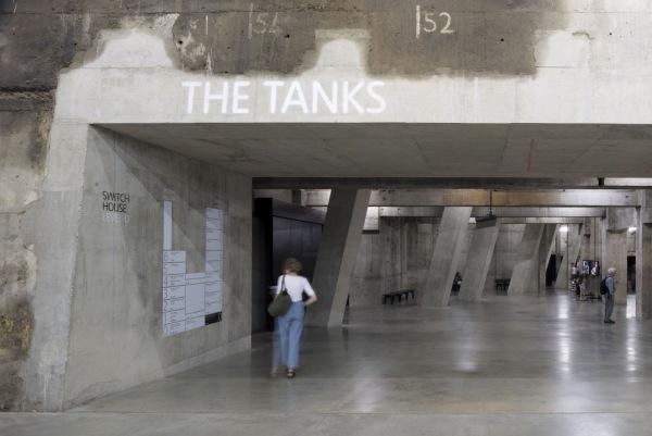 The Tanks -