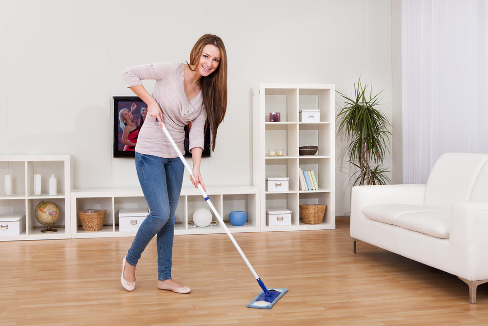 Sweeping, Mopping & Vacuuming                         - Do you have floors that need attention? Air-Rands has solutions!