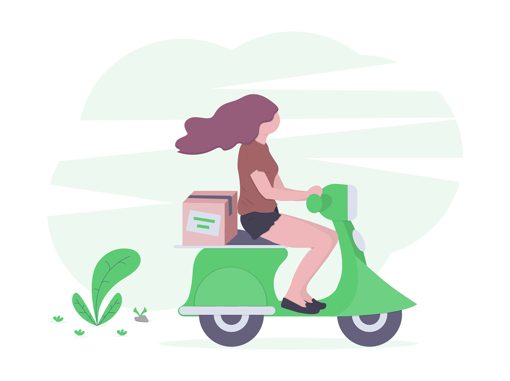 Transport - After Pickup, live updateswill notify you of thestatus of your delivery