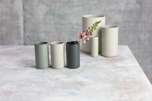 Handmade Ceramic Vases Pippi Me Ceramics