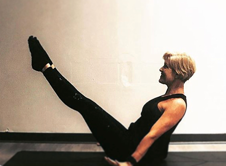 Pilates - Monday @ 9:30am, with KarenAll levels