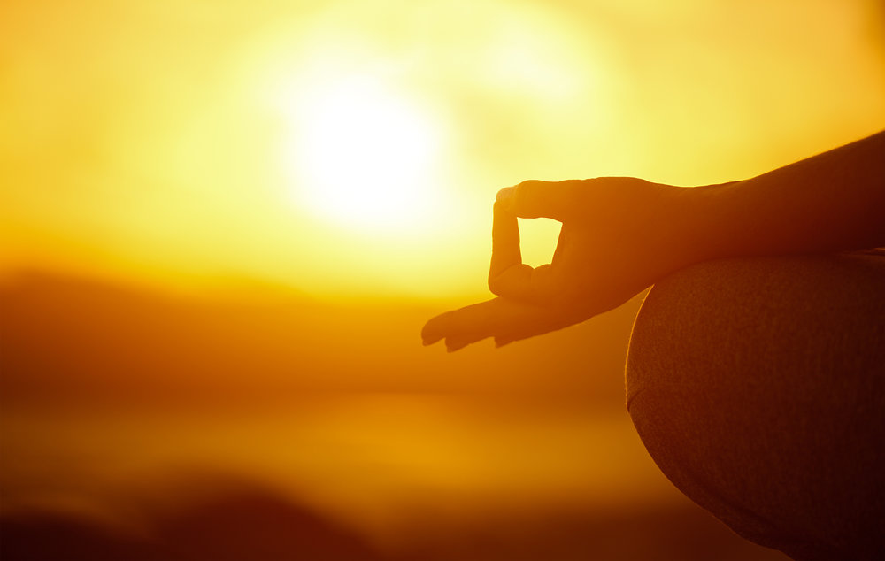 Sunrise Yoga & Meditation - Tuesday mornings at 6:30am