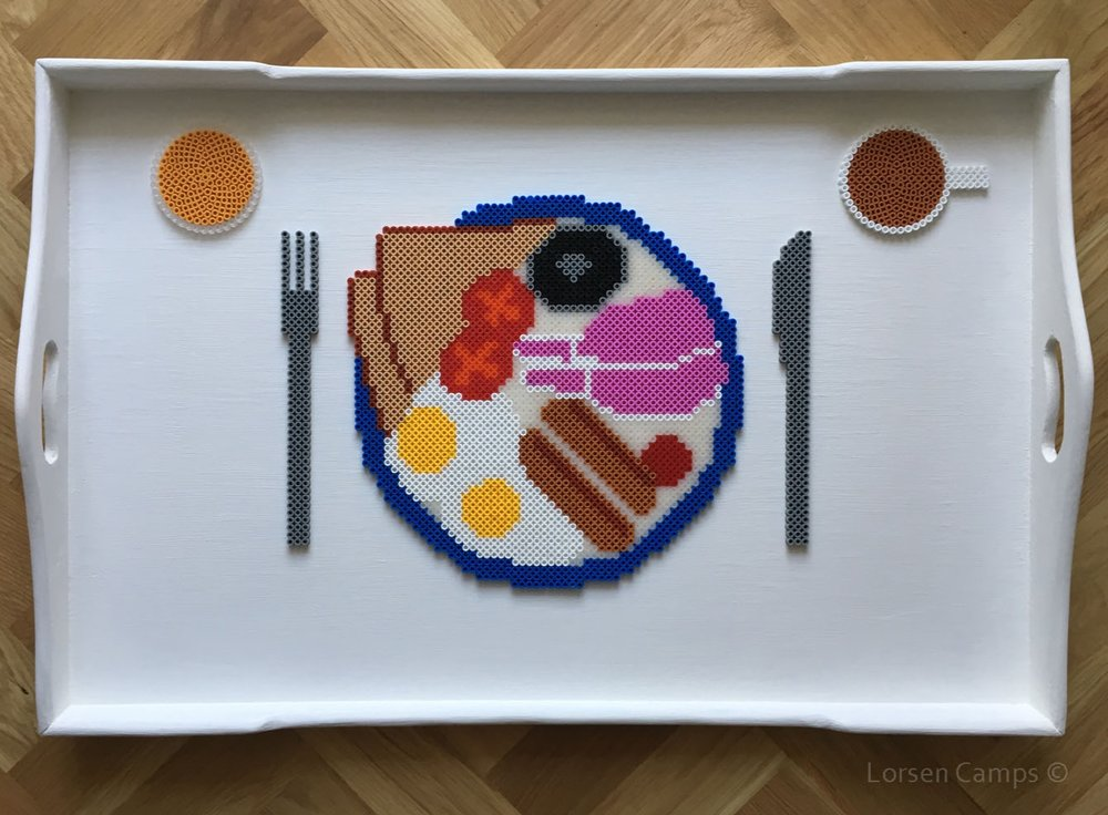 Breakfast in Bead (2018)