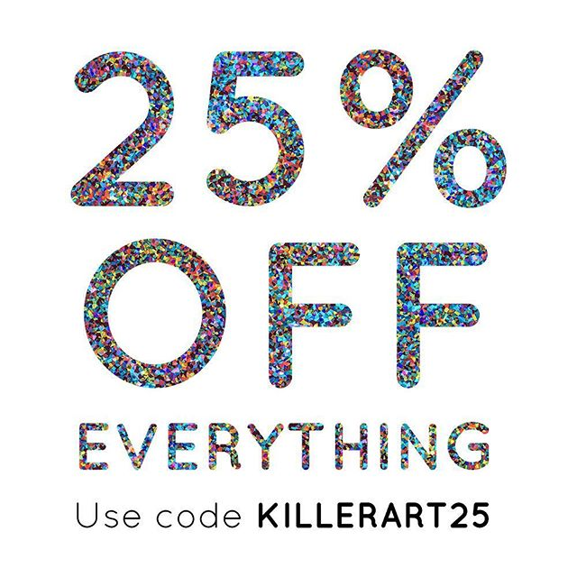 For today only! Now's the time to buy the thing! Shop through the the link in the bio. You can get any design on any thing - including clothes, bags, stationery, and home decor.  #redbubble #discount #shopping #clothing #homedecor #stationery #pattern #independentdesigner #designer #fashionshop #fashiondesign #fashion #redbubblediscount #killerart #moneyoff #shopnow #picoftheday #instadaily #instagood