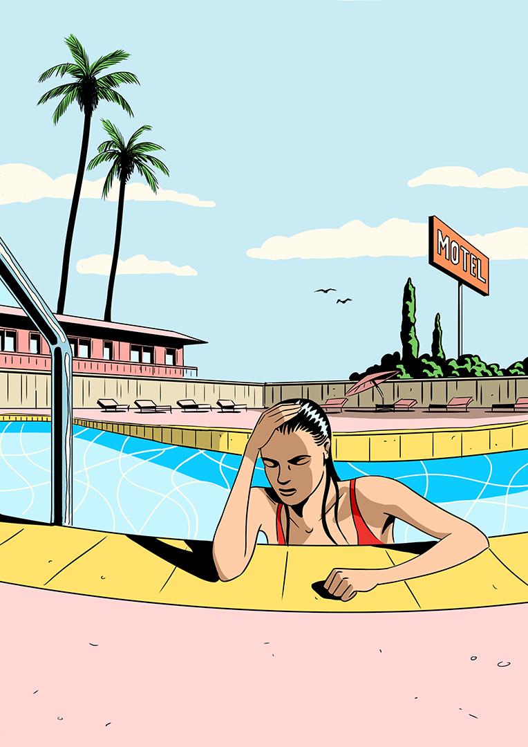 'Motel Pool'
