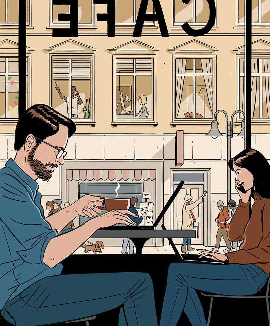 'Cafe Culture'