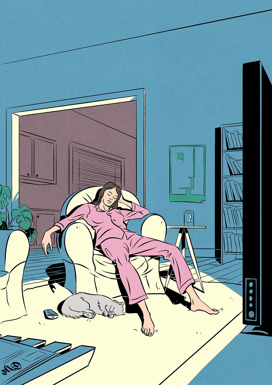 'Late Night TV'