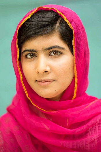Malala Yousafzai    Malala is a Pakistani activist for female education and the youngest-ever Nobel Prize laureate.  She achieved 3 As at A-Level and earned her place studying Philosophy, Politics and Economics at The University of Oxford.