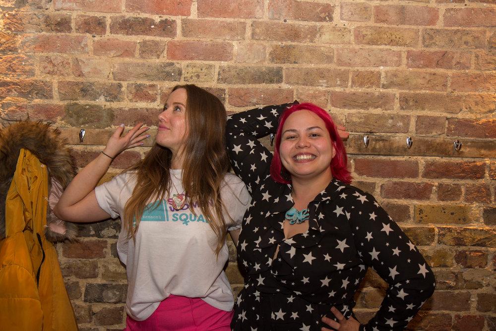 Lisa and Sara