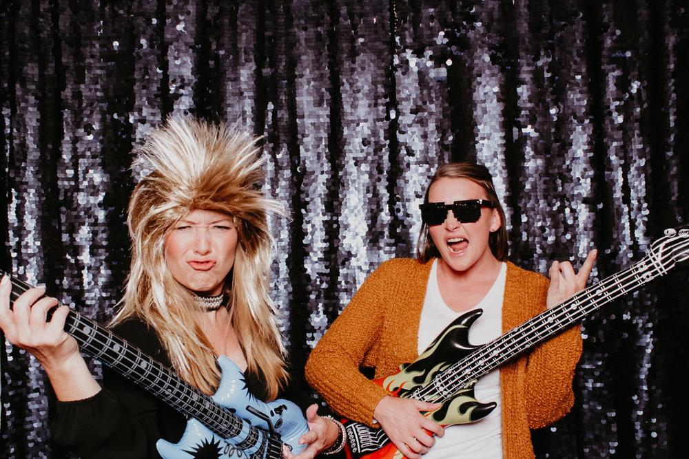 Boys & Girls Club 80s Prom