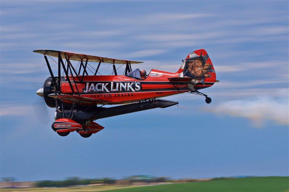 Screamin' Sasquatch Jet Waco