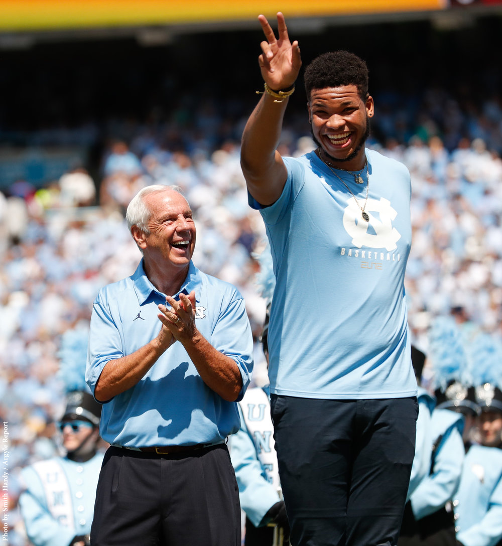 Roy Williams, Kennedy Meeks