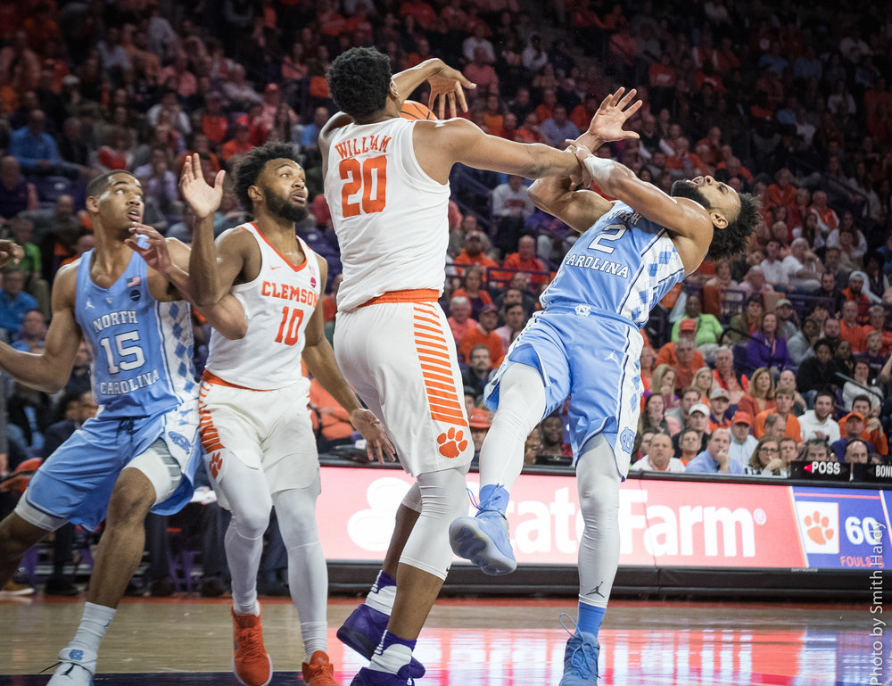 This year has been tough for Joel Berry (2) and the Tar Heels. But there's no harm in enjoying an inconsistent season after a championship run. | Photo by Smith Hardy