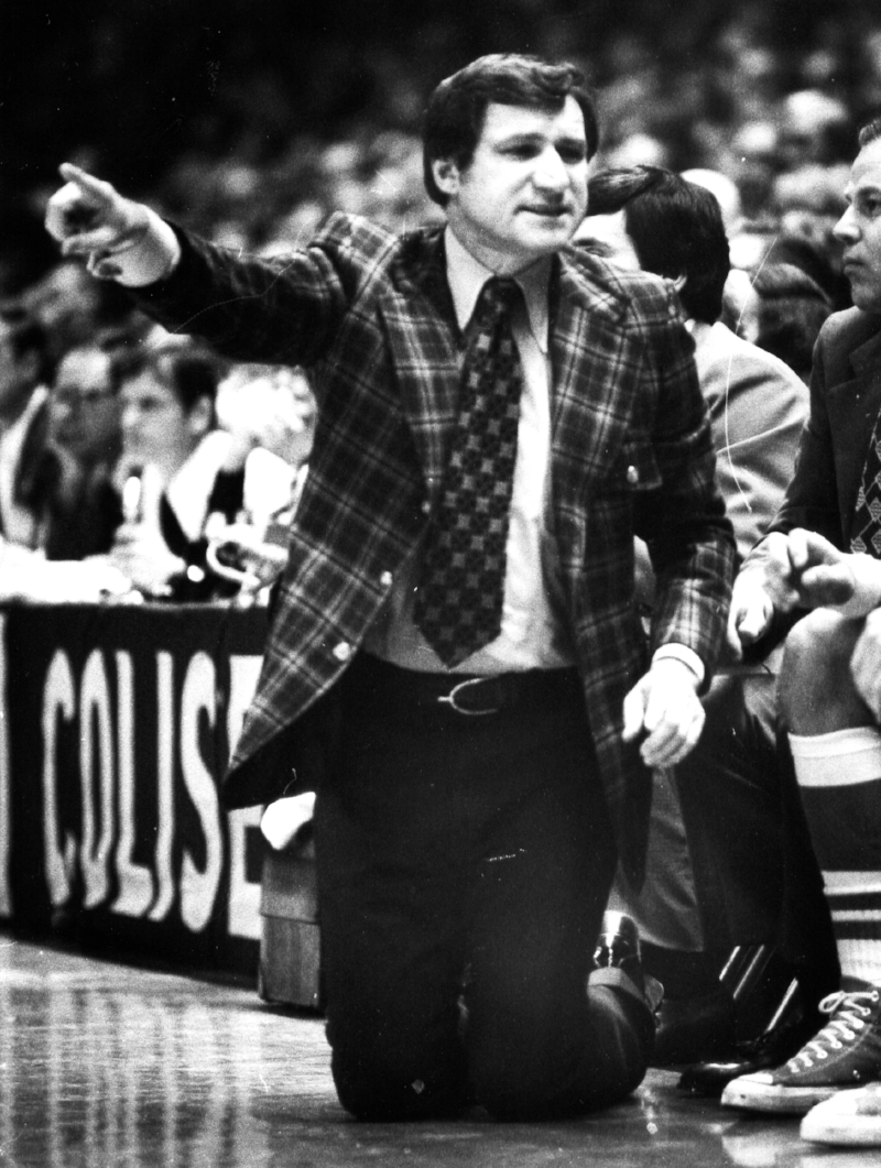 "Dean Smith always instructed his players to ""point the passer"" after an assist on the court. But the real lesson came off it. 