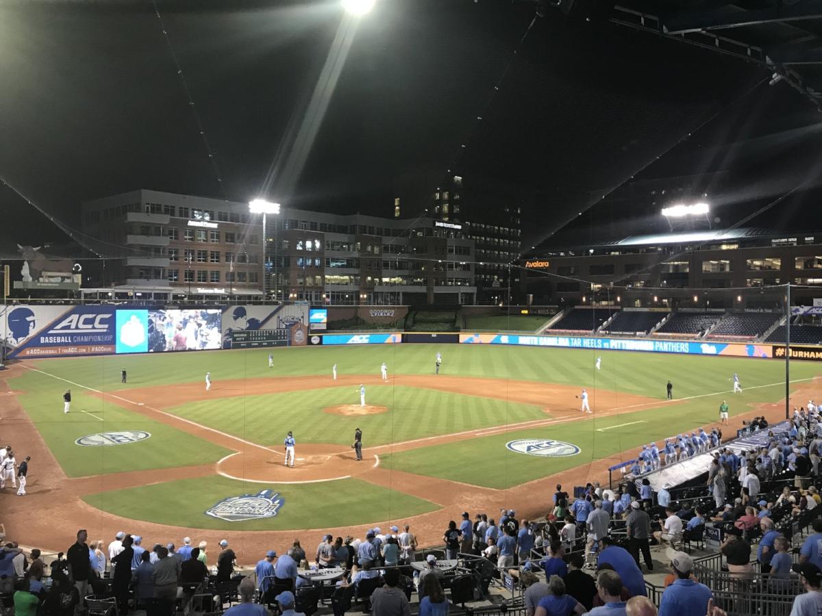 21ef3f2920e00 Baseball falls to Pitt