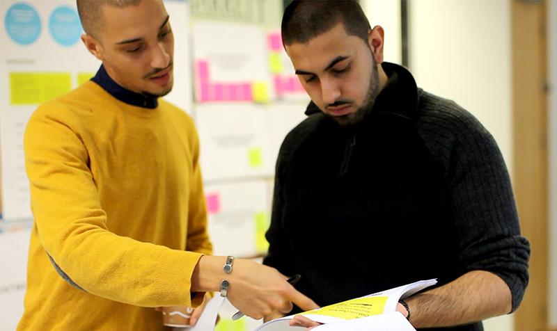 Service prototyping &blueprinting - Minimising risk through rapid service prototyping.