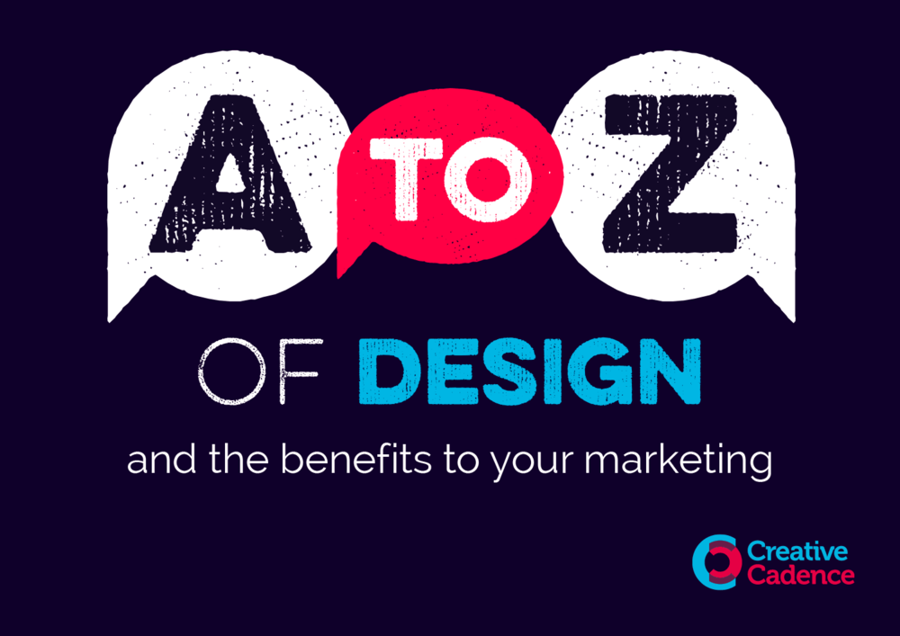 A to Z of design and marketing guide