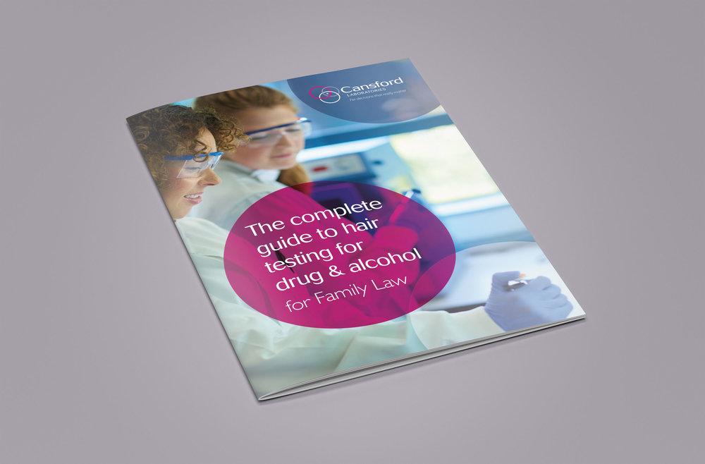Cansford Laboratories e-book cover
