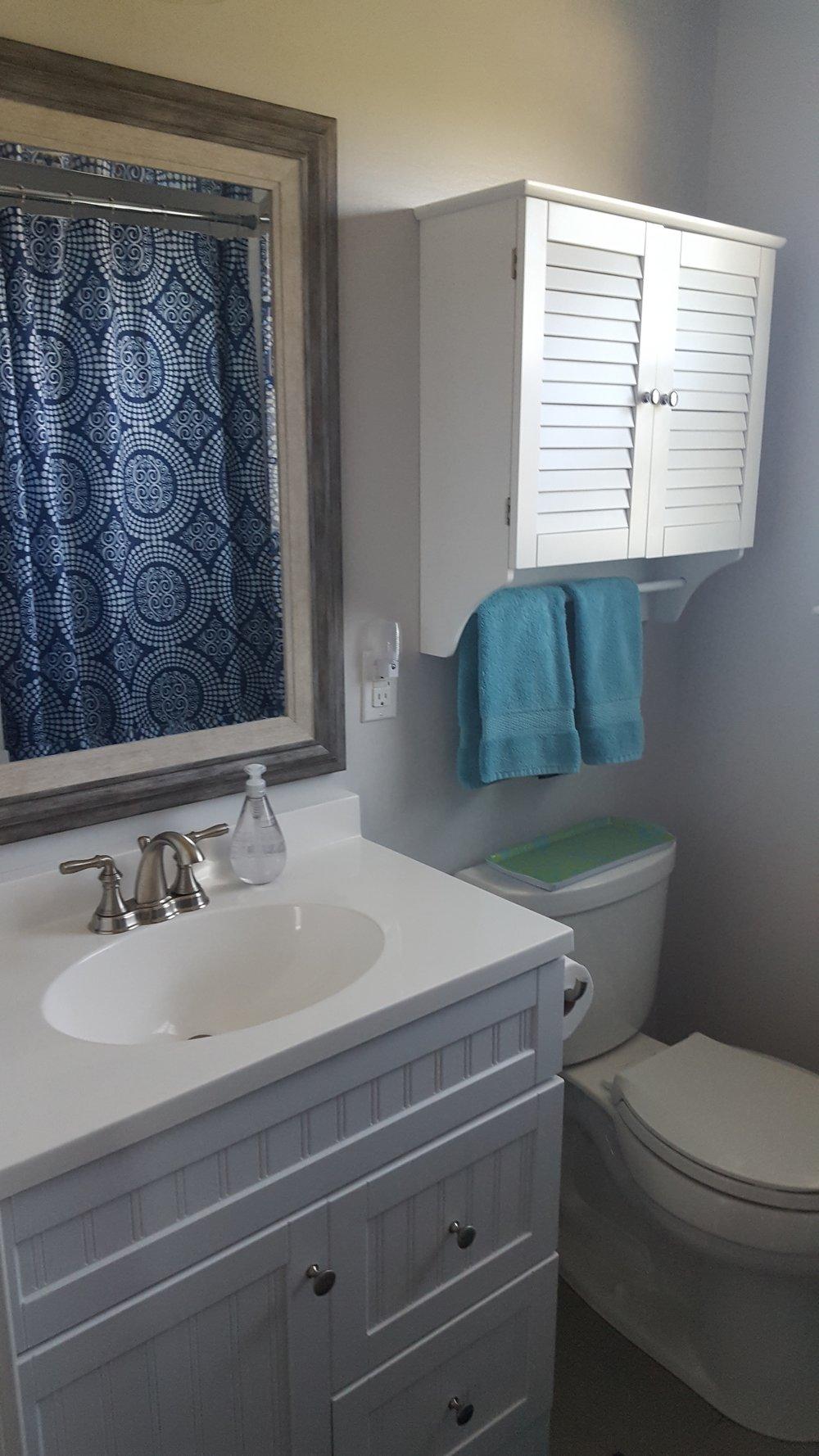 Lands End Condo at Scarborough Beach Master Bathroom 1.jpg