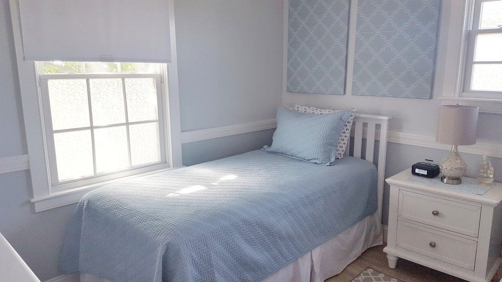 Stanton Cottage in Sand Hill Cove Bedroom