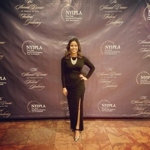 Bianca Reyes @ The Judges Dinner 2018