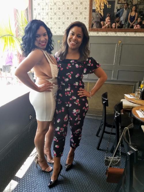 Bianca + Jasmine