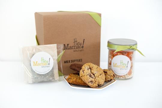 Hey Mama Kitchen Milk Supplies Gift Box