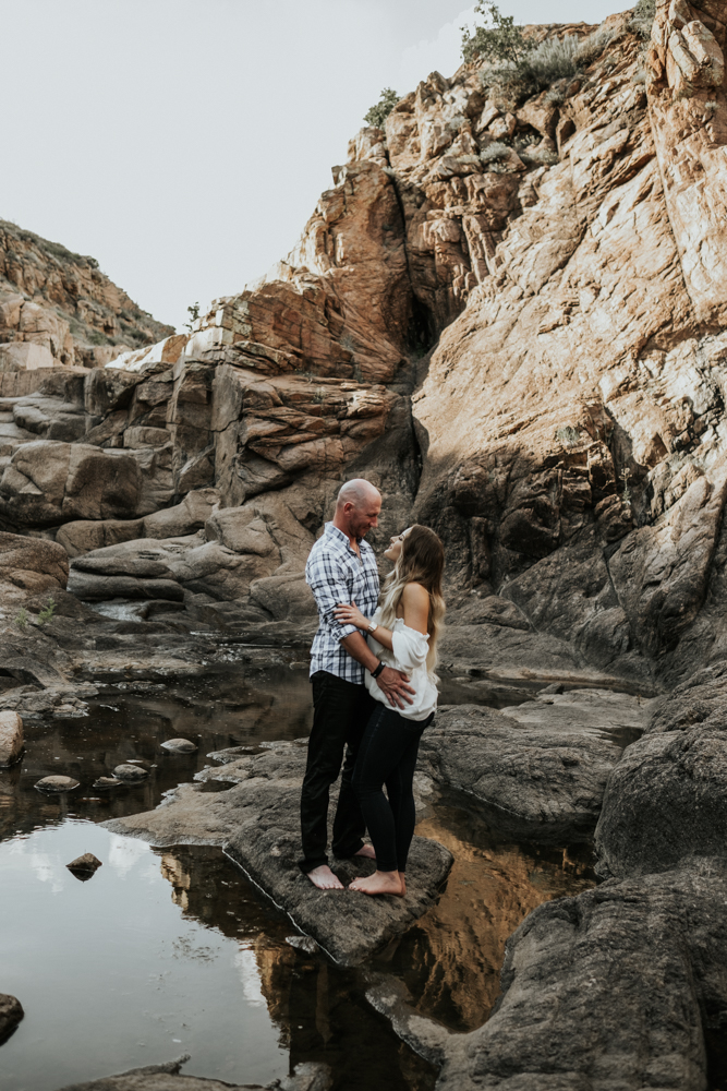 Couples Engagement Photographer, Adventure Photography Session in Wichita Mountains