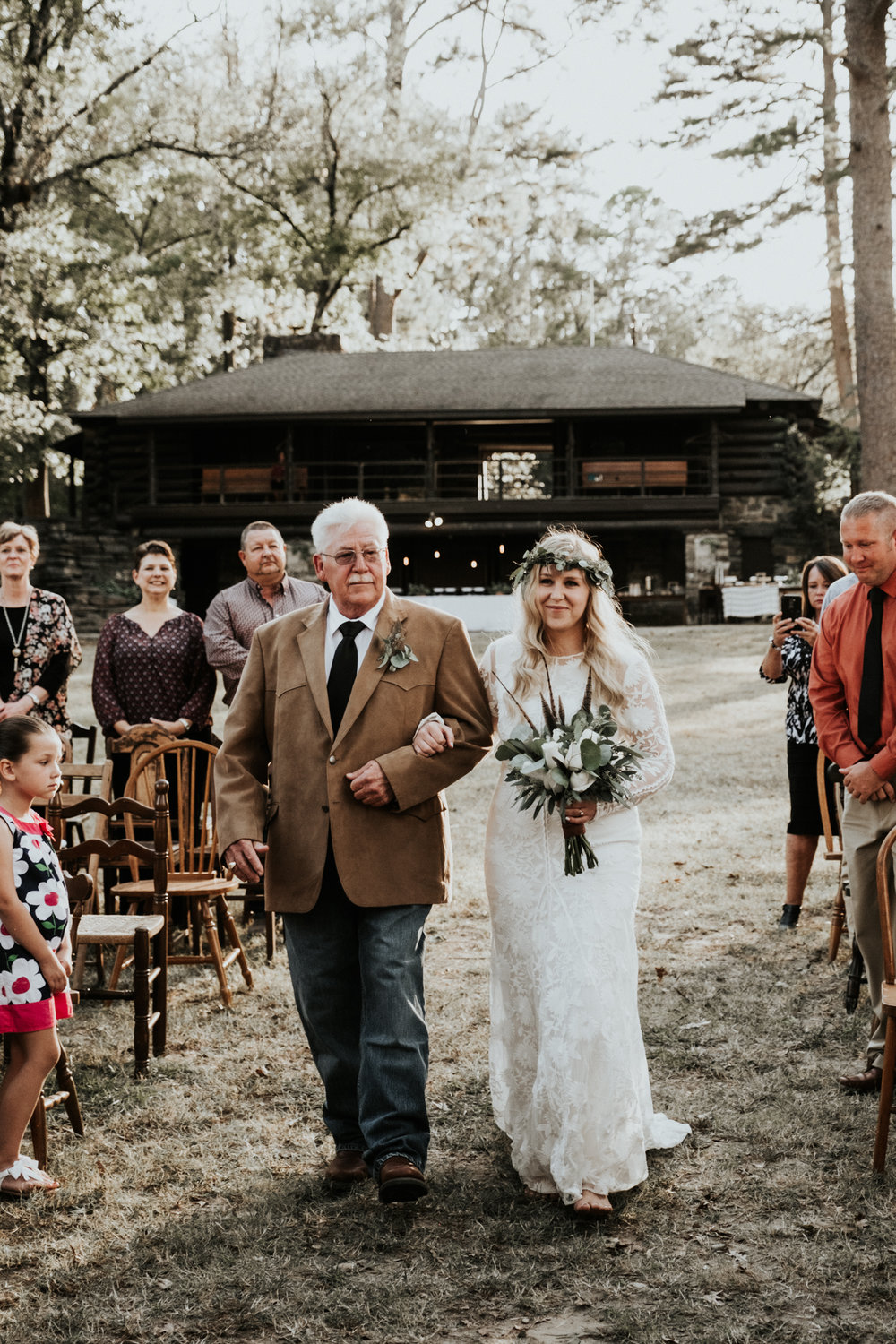 Adventurous Fall Destination Wedding