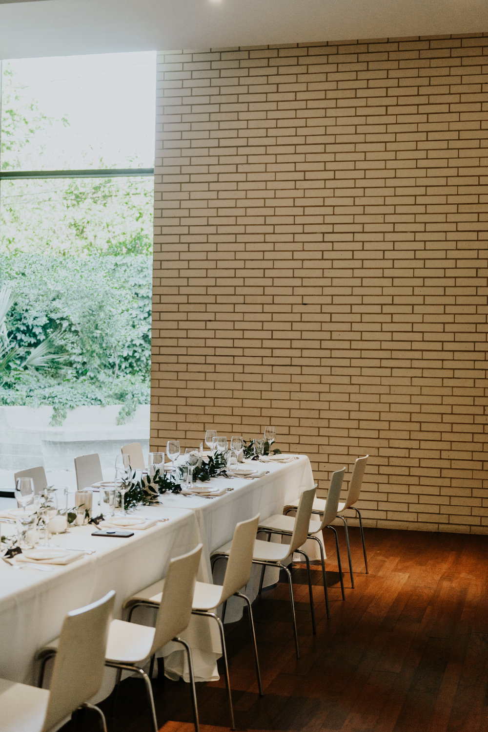 Modern feel Intimate Wedding at South Congress Hotel in Austin, Texas