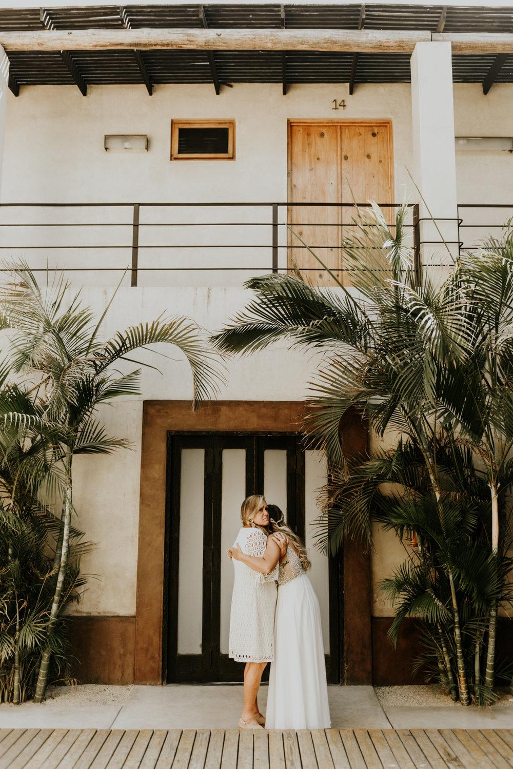 Intimate Destination Wedding in Todos Santos, Baja California Sur, Mexico