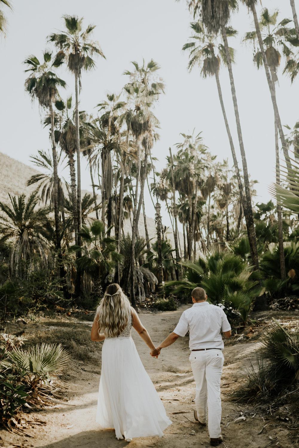 Elopement Photography in Todos Santos, Baja California Sur, Mexico