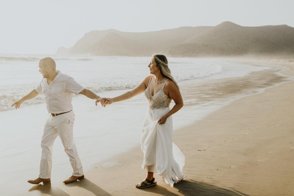Intimate Wedding Photographers In Baja California