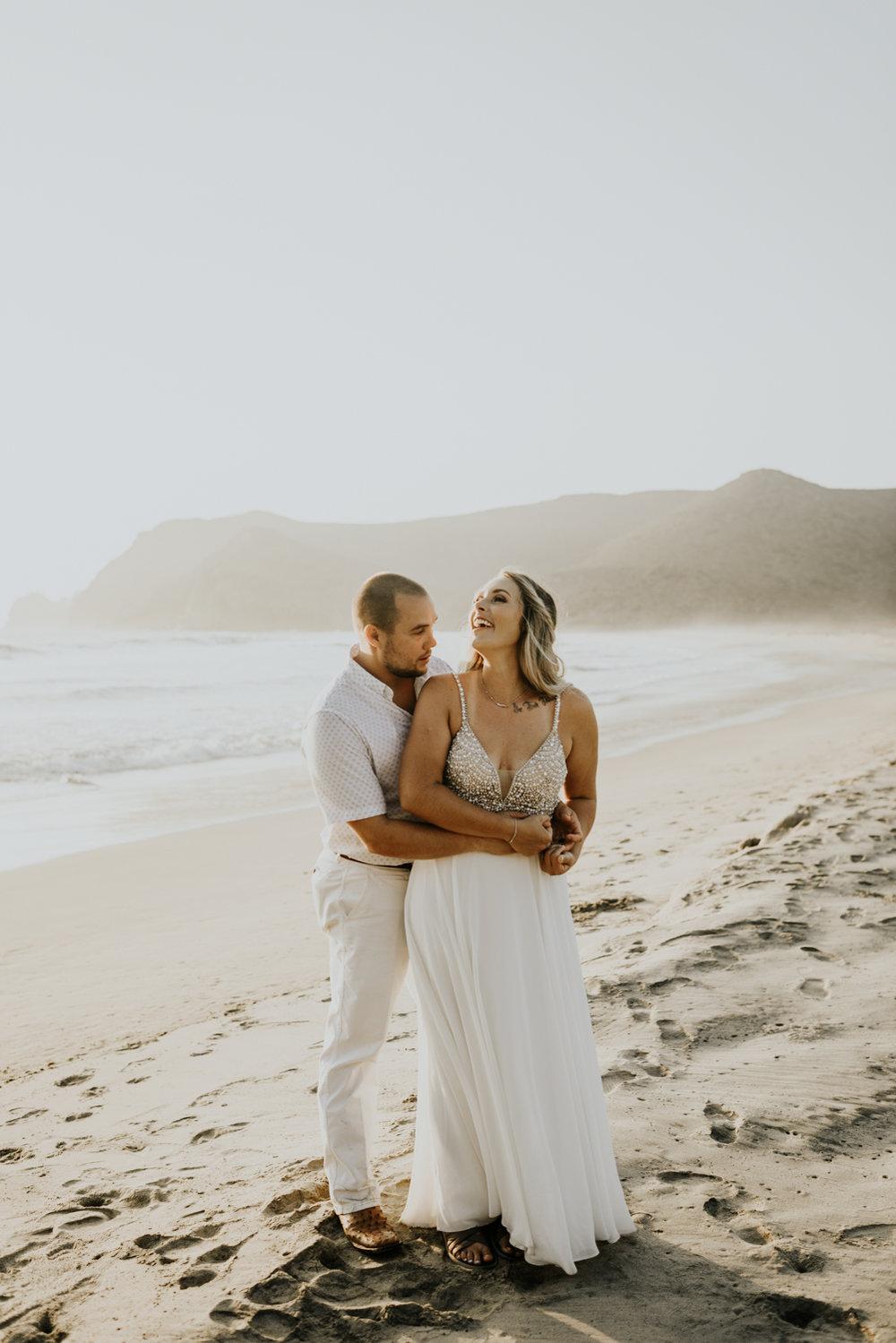 Beach Photos-Intimate Wedding Photographers In Baja California